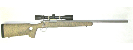 Custom Bolt Action 450 Bushmaster