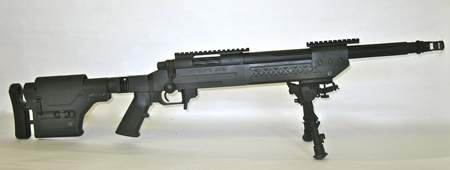 Tactical .308 Win Compact