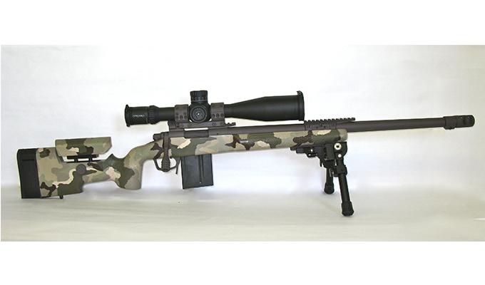 Custom 6 5 284 Bohman Arms
